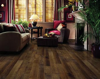 Wood flooring in Hilo, HI